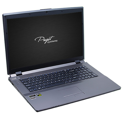 Puget V760i 17.3-inch Notebook w/ GTX 765M Main Picture
