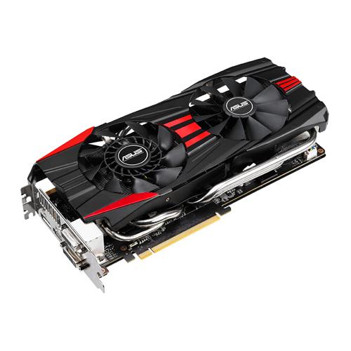 Asus GeForce GTX 780 3GB DirectCU II OC Main Picture