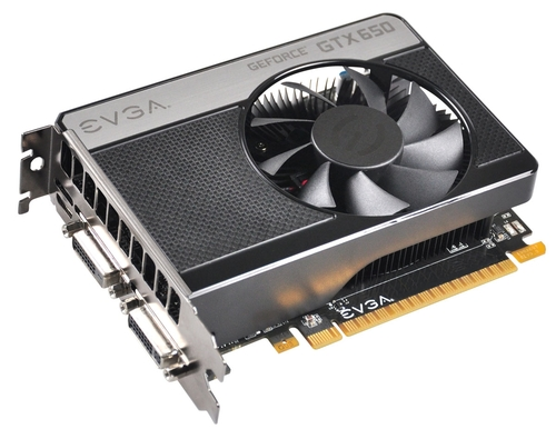 EVGA Geforce GTX 650 1GB Main Picture
