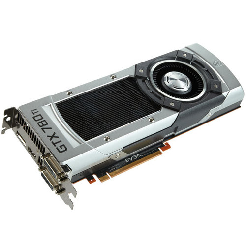 EVGA GeForce GTX 780 Ti 3GB Main Picture