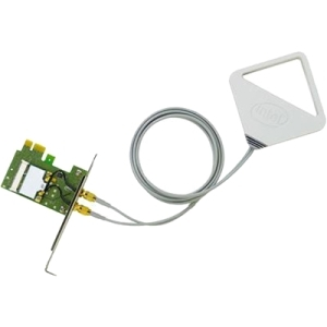 Intel WiFi/Bluetooth 7260 802.11a/b/g/n/ac PCI-E Adapter Main Picture