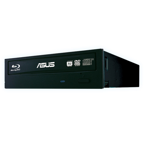 Asus 16x Blu-ray Burner SATA (black) Main Picture