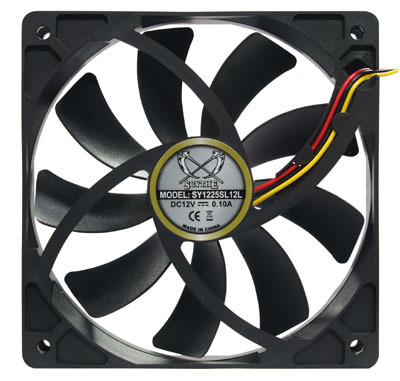 Scythe Slip Stream 800RPM 120mm Fan Main Picture