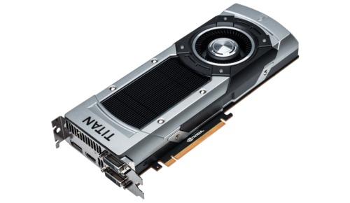 NVIDIA GeForce GTX Titan Black 6GB Main Picture