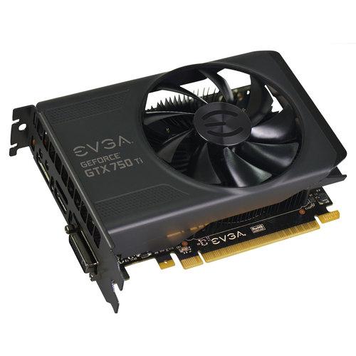 EVGA GeForce GTX 750 Ti 2GB Main Picture