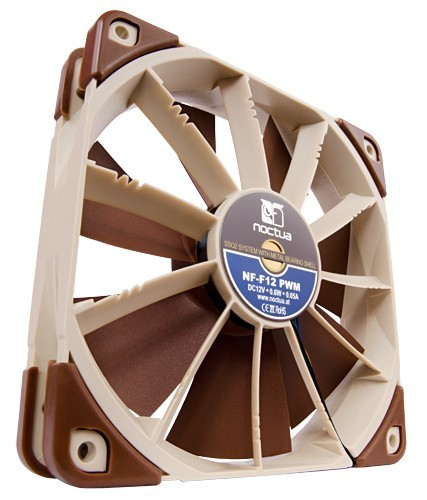 Noctua 120mm NF-F12 PWM Fan Main Picture