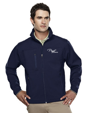 Puget Mens Navy Jacket (large) Main Picture