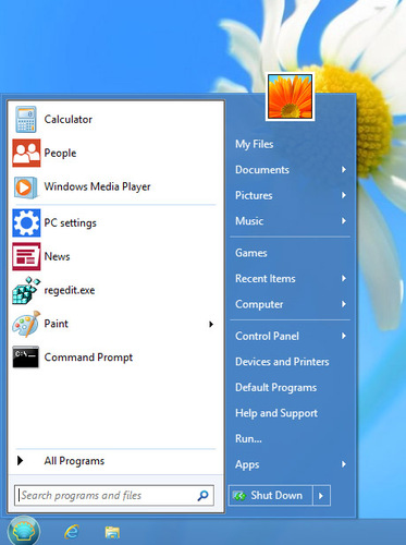 Windows 8 Makeover: Emulate Windows 7 Main Picture