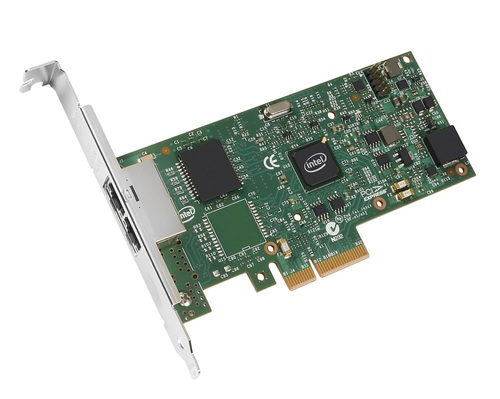 Intel Dual Port Ethernet Server Adapter I350-T2 Main Picture
