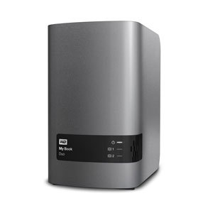 Western Digital My Book Live Duo 12TB Main Picture