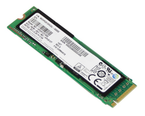 Samsung XP941 512GB M.2 x4 SSD Main Picture