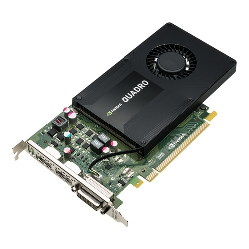 PNY Quadro K2200 PCI-E 4GB Main Picture
