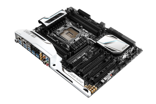 Asus X99 Deluxe Main Picture