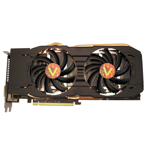 VisionTek Radeon R9 290X 4GB Main Picture