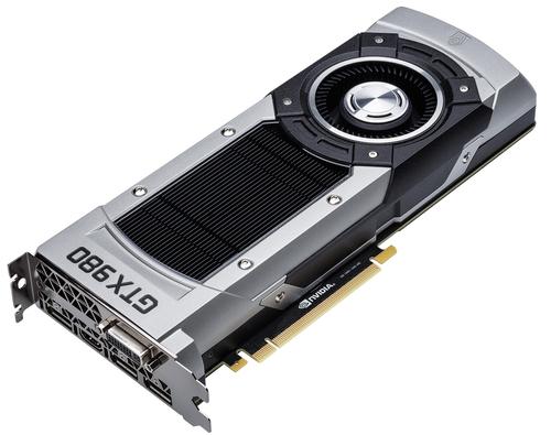 EVGA GeForce GTX 980 4GB Main Picture