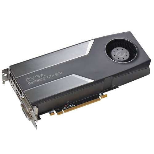EVGA GeForce GTX 970 4GB SC Main Picture