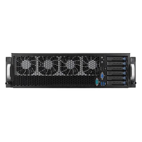 Configure Pc W Asus System Esc8000 G3 3u Server Motherboard