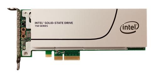 Intel 750 400GB PCI-E SSD Main Picture