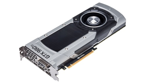NVIDIA GeForce GTX 980 Ti 6GB Main Picture