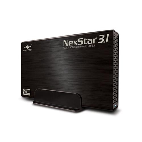 Vantec NexStar USB 3.1 External 3.5-inch Hard Drive Enclosure Main Picture