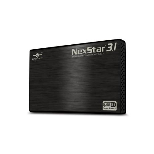 Vantec NexStar USB 3.1 External 2.5-inch Hard Drive Enclosure Main Picture