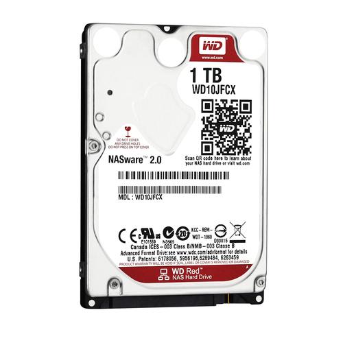 Western Digital Red 1TB 2.5 inch SATA3 Main Picture