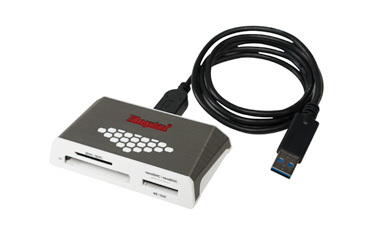 Kingston USB 3.0 High-Speed Media Reader Main Picture
