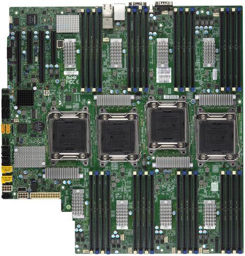 Supermicro X10QBL-4CT Main Picture