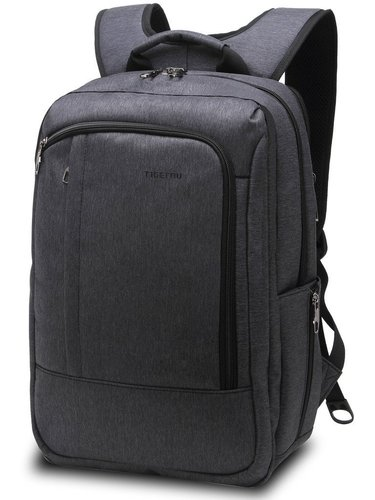 Lapacker Unisex Water Resistant 17 Inch laptop backpack Main Picture