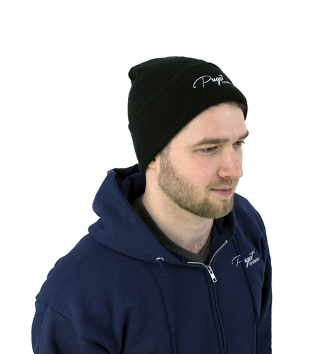 Puget Black Beanie Main Picture