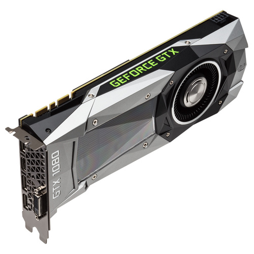 NVIDIA GeForce GTX 1080 8GB Main Picture
