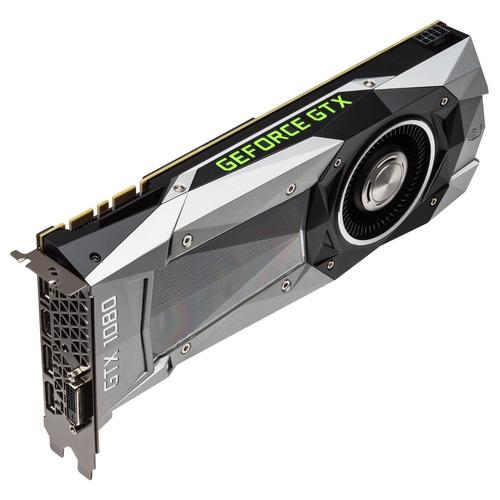 ASUS GeForce GTX 1080 8GB Main Picture