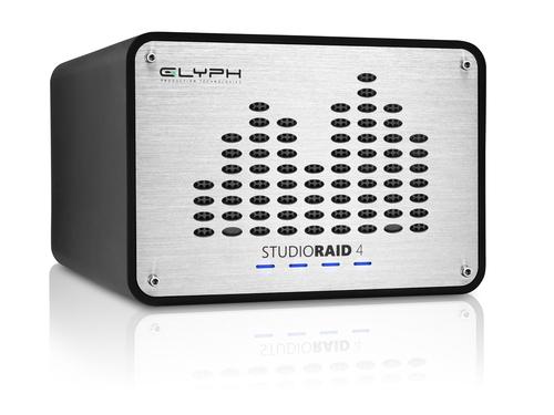 Glyph Studio RAID 4 32TB (24TB RAID5) Main Picture