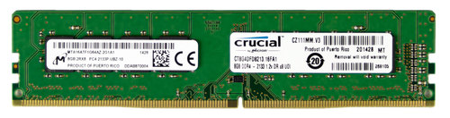 Crucial DDR4-2400 8GB Main Picture