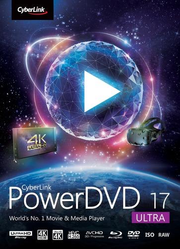 Cyberlink PowerDVD 17 Ultra OEM Main Picture