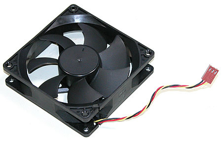 Additional Chassis Fan (specialized for Midi) Main Picture