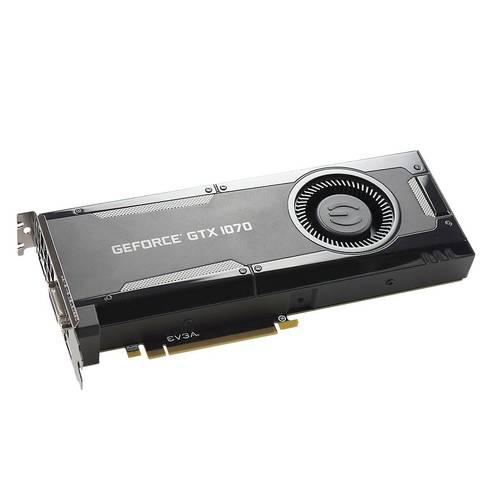 EVGA GeForce GTX 1070 8GB Blower Edition Main Picture