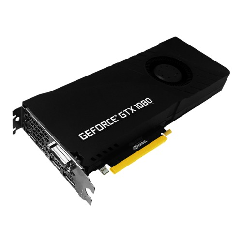 PNY GeForce GTX 1080 8GB Blower Edition Main Picture
