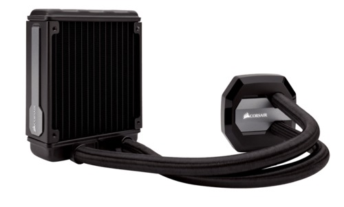 Corsair Hydro Series H80i v2 CPU Cooler Main Picture