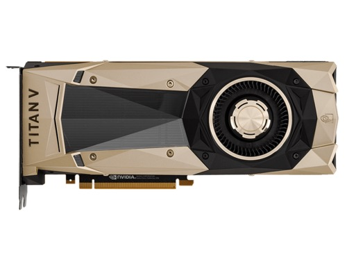 NVIDIA TITAN V 12GB Main Picture