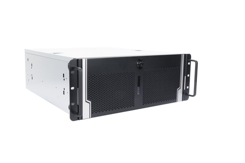 In Win R400-01N 8P 4U Rackmount Case Main Picture