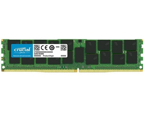 Crucial DDR4-2666 64GB ECC Reg. LRDIMM Main Picture