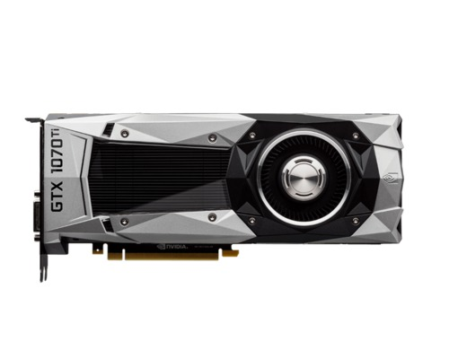 NVIDIA GeForce GTX 1070 Ti 8GB Main Picture