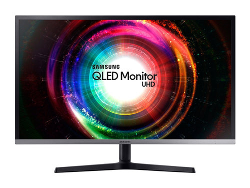 Samsung 31.5-inch UH750 UHD Monitor Main Picture