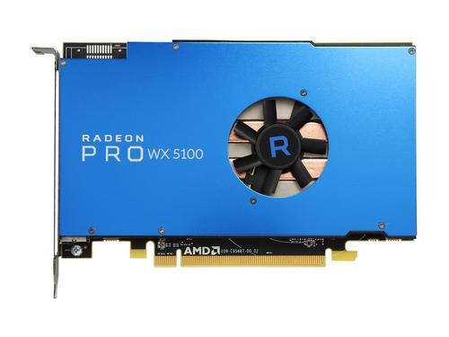 AMD Radeon Pro WX 5100 8GB Main Picture