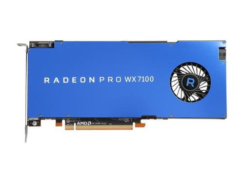 AMD Radeon Pro WX 7100 8GB Main Picture
