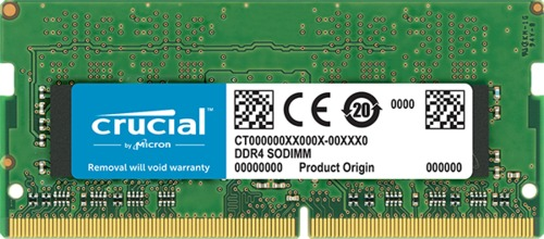 Crucial SODIMM DDR4-2400 4GB Main Picture