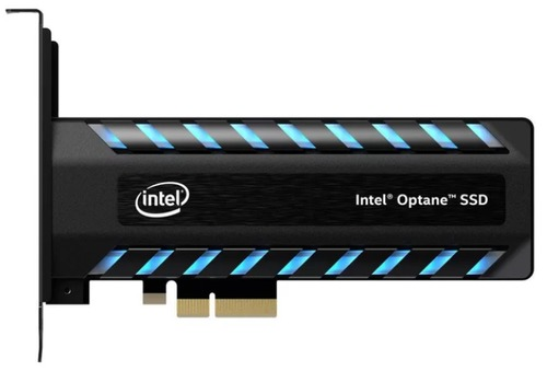 Intel Optane 905P 960GB PCIe SSD Main Picture