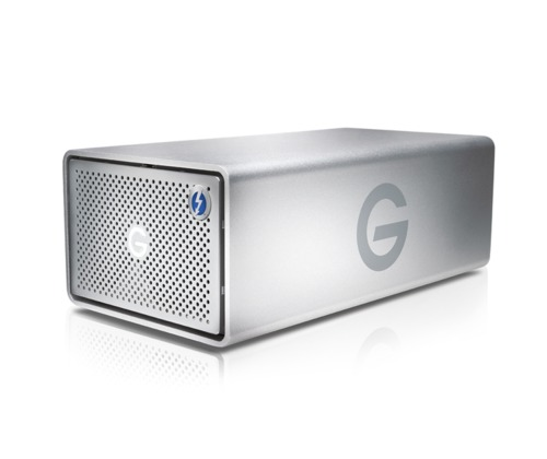 G-Technology G-RAID Thunderbolt 3 / USB 3.1 8TB (4TB RAID1) Main Picture