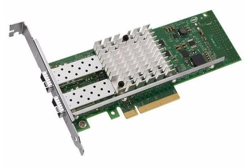 Intel Converged Network Adapter X520-DA2 Dual 10GbE SFP+ Main Picture